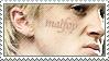 Malfoy stamp by FreakishZombie