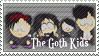The Goth Kids by FreakishZombie