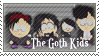 The Goth Kids by FreakishZombie