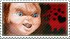 Chucky by FreakishZombie