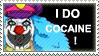I DO COCAINE by FreakishZombie