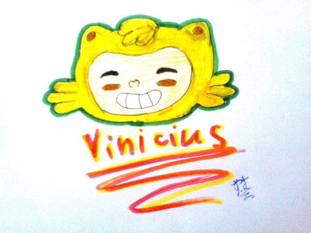 Vinicius by YuliaRabbid