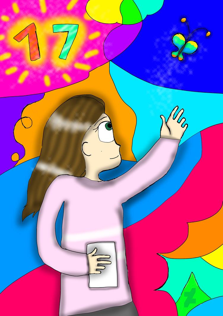 Happy Birthday Deviantart! :D by YuliaRabbid