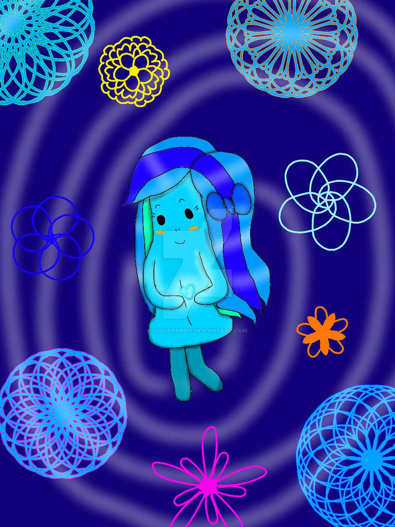 Anastasia's Soul (-_-) by YuliaRabbid