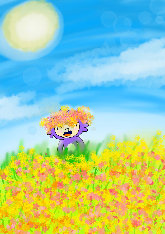 Violet by YuliaRabbid