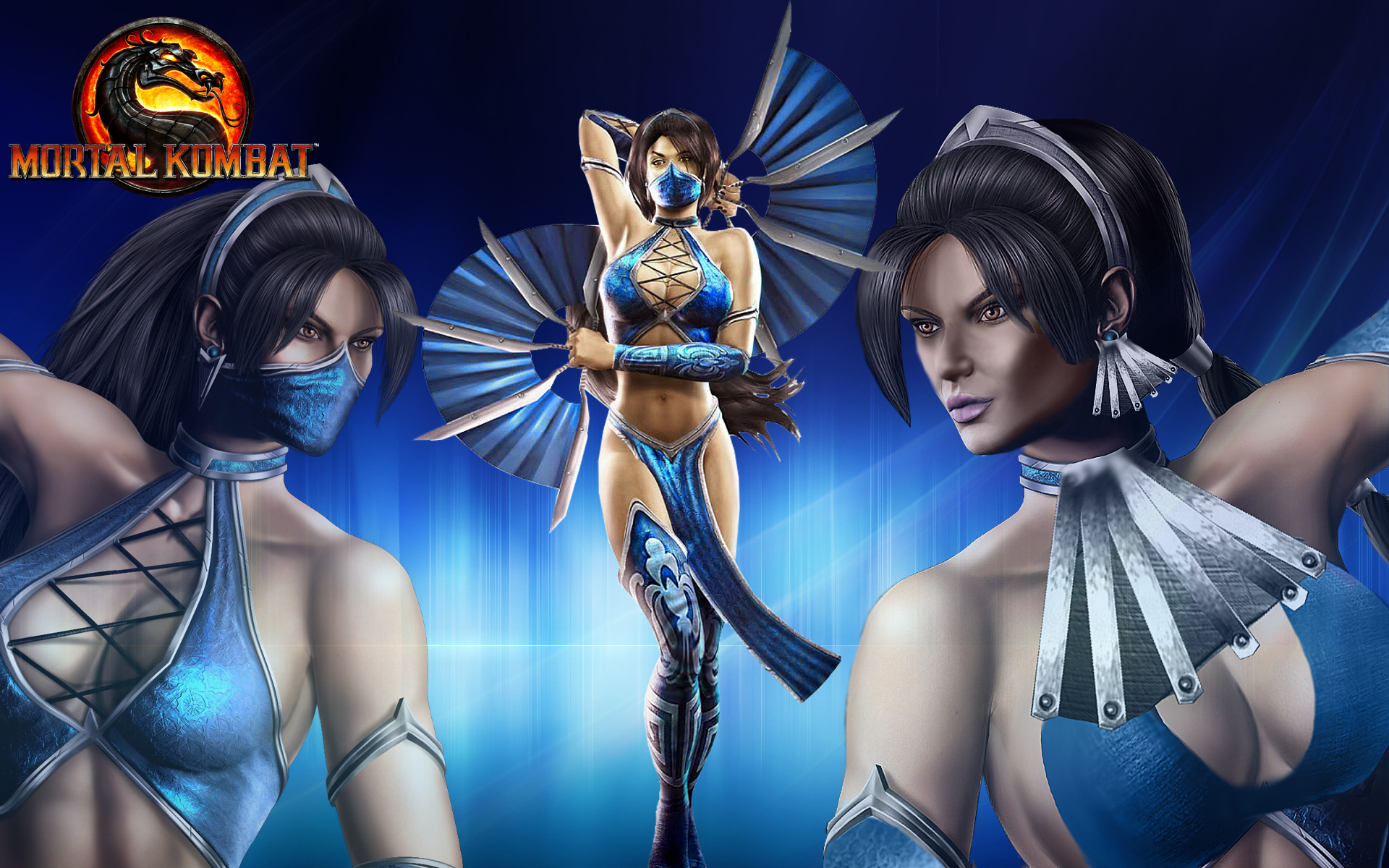 Mortal Kombat Kitana Wallpaper 32974 Loadtve