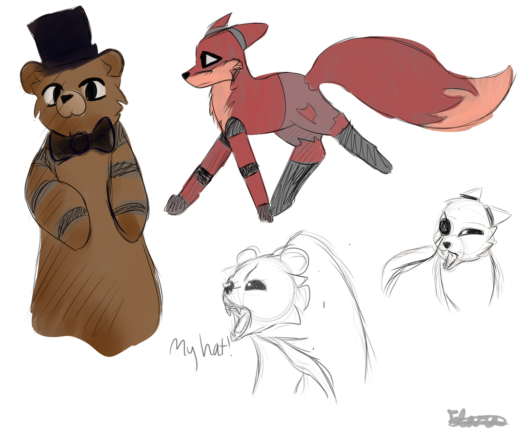 Just some sketch concepts by 0Flare0