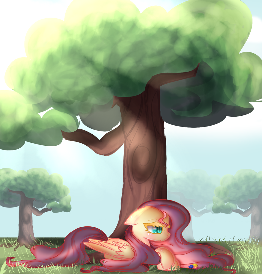 Fluttershy by 0Flare0