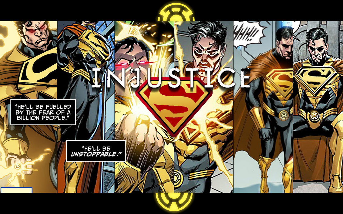 Fear superman injustice gods among us wallpaper by respectzoom voltagebd Image collections