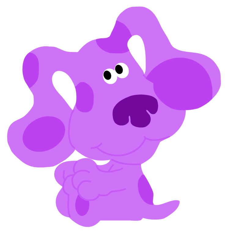 Blue's Clues: Violet by dev-catscratch on DeviantArt