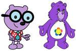 Harmony Bear meets Walden by dev-catscratch
