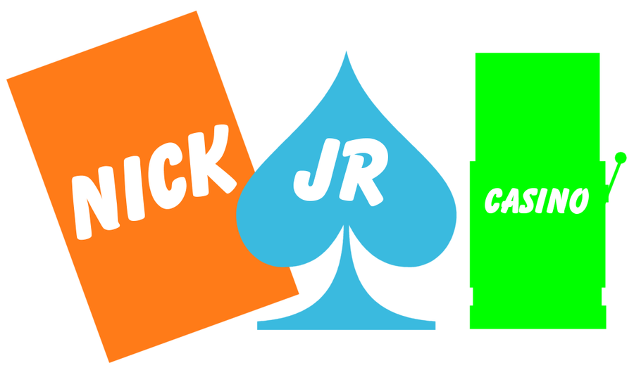 Nick Jr Casino logo by dev-catscratch on DeviantArt