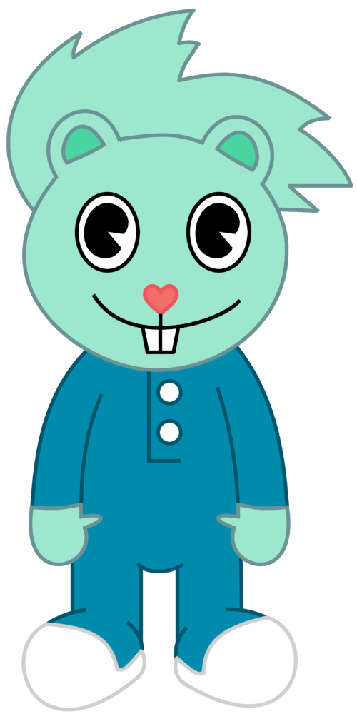 Pajama Sam HTF style refined by dev-catscratch