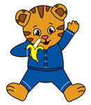 Popping Daniel Tiger's Buttons 1 of 7