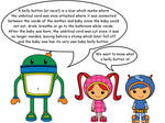 Team Umizoomi: The Belly Button Question