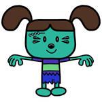Daizy as Frankie