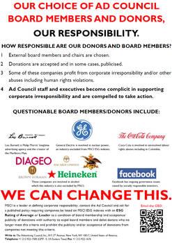 Ad Council: Our Choice