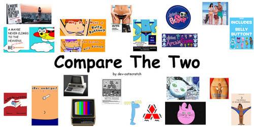 Compare The Two