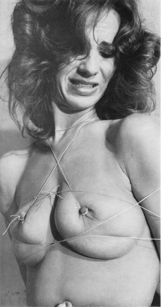 nipple bondage by Janus2000