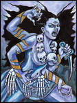 Kali Yuga. The spirit of 2020 by modgud-merry