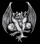 Gargoyle by modgud-merry