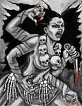 Kali Yuga. The spirit of 2021. by modgud-merry