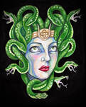 Medusa by modgud-merry
