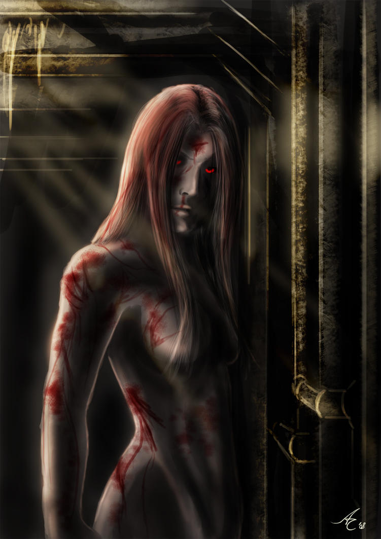 Alma wade cosplay nude like this