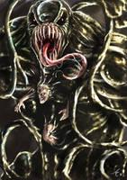 Ultimate Venom by alecyl