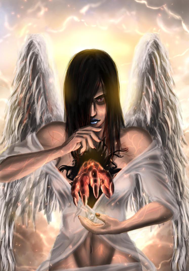 summoning darkness by alecyl