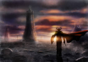 journey to valhalla by alecyl