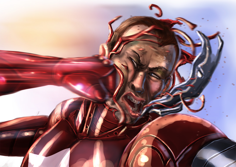 iron man vs iron patriot by alecyl on DeviantArt