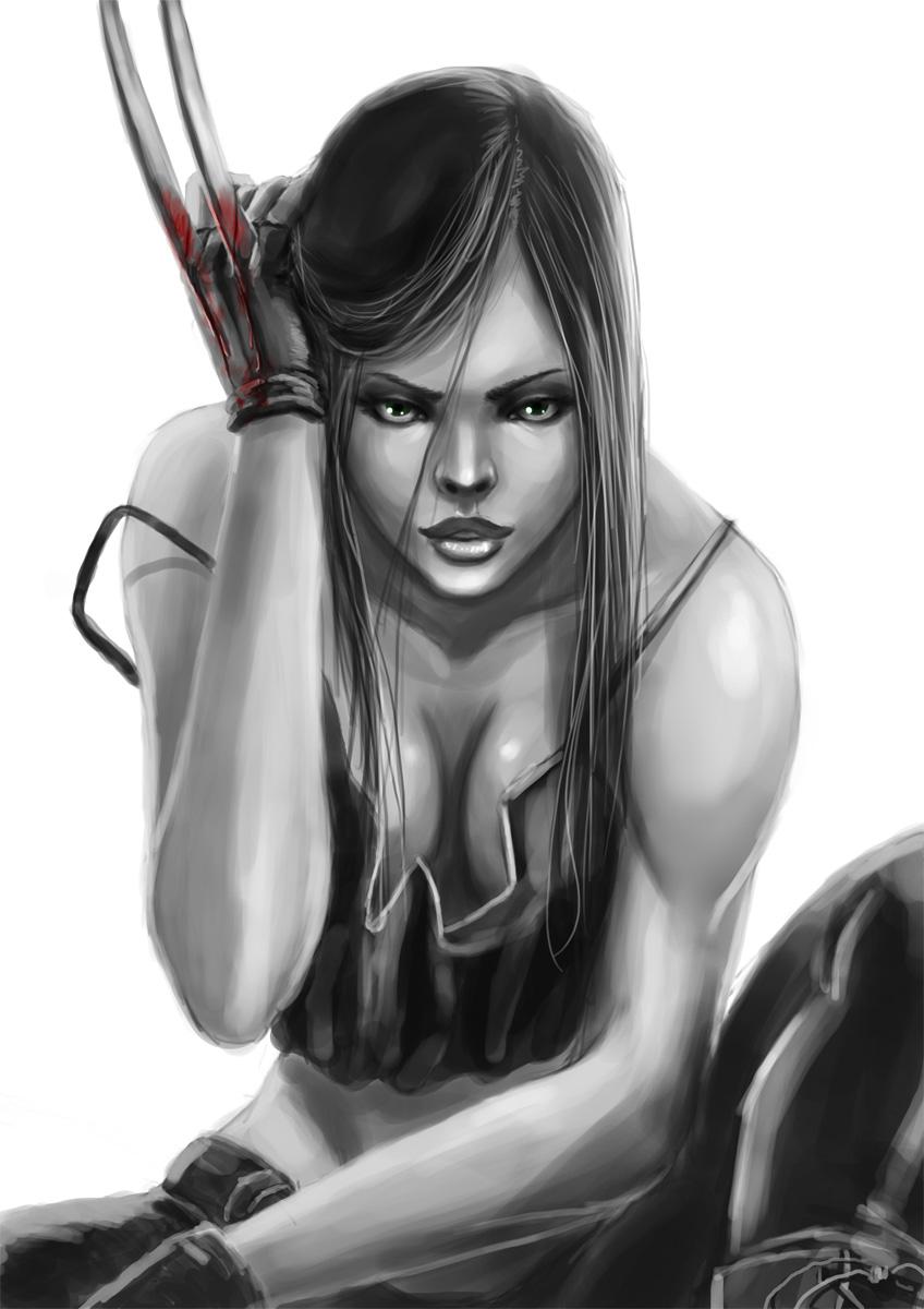 x-23 by alecyl