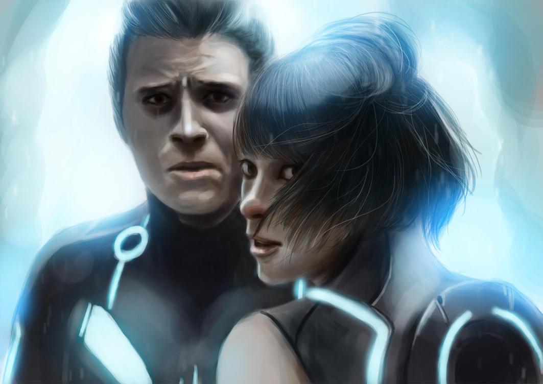 Tron Legacy by alecyl