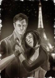 let's go to paris! by alecyl