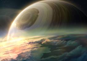 Horizon by alecyl