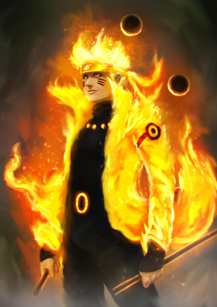 naruto by alecyl on deviantart