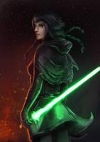 Jedi by alecyl