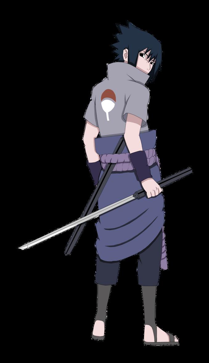 Uchiha Sasuke by Naruto-lover16