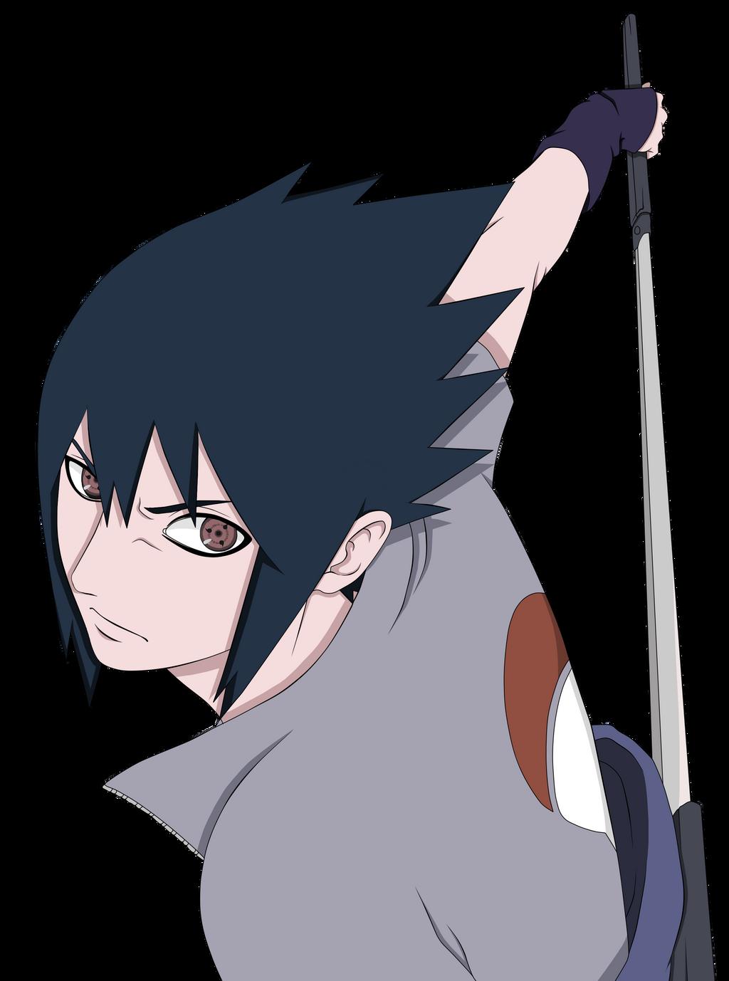 Sasuke Fanart by Naruto-lover16