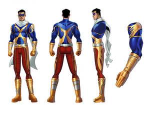 Bayani - (Lawin uniform)