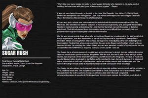 Sugar Rush - One Pager