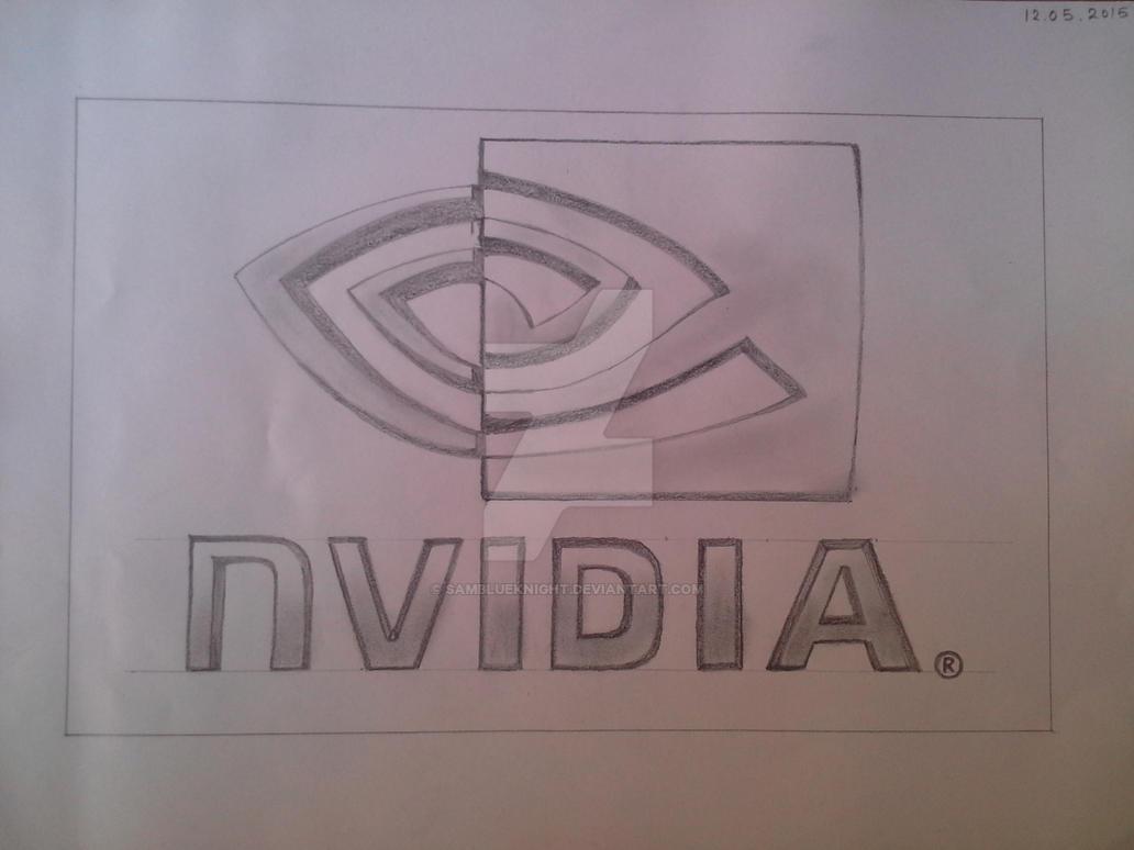 Logo_NVIDIA by SamBlueknight