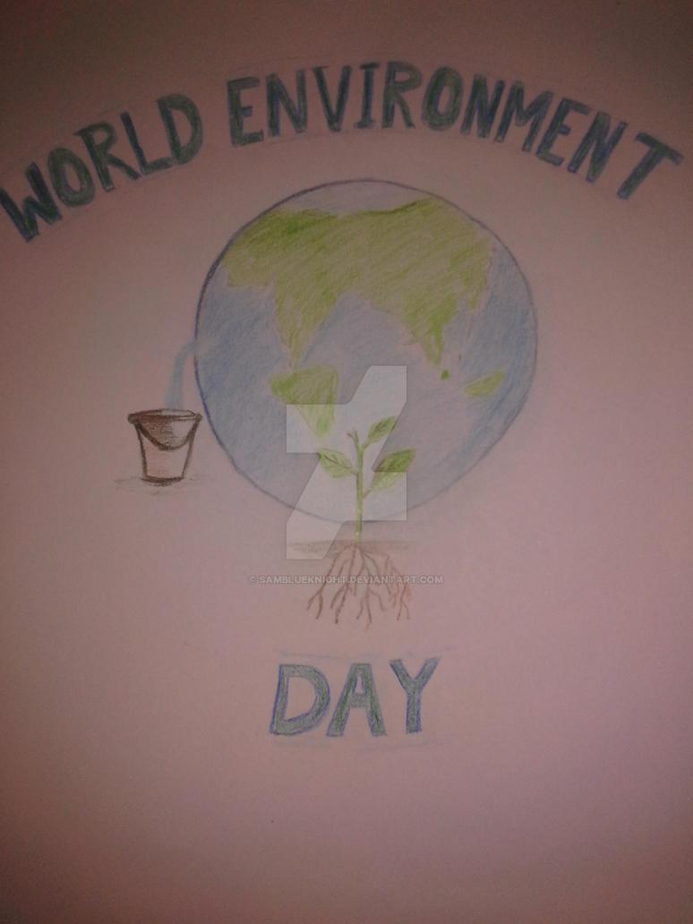 World Environment Day by SamBlueknight