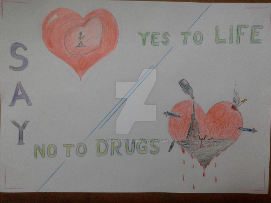 Anti-Drug by SamBlueknight