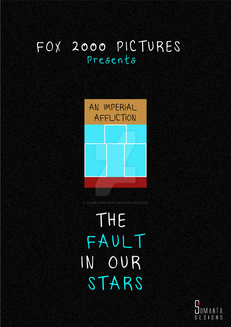 The Fault in Our Stars - Minimal by SamBlueknight