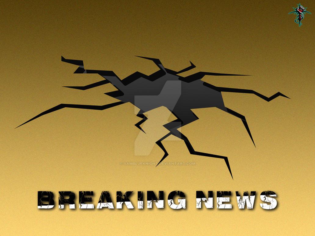 Earthquake - Breaking News by SamBlueknight