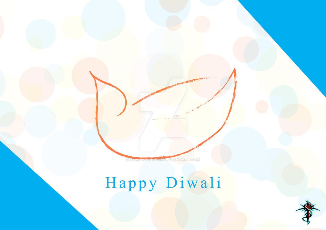 happy diwali by SamBlueknight