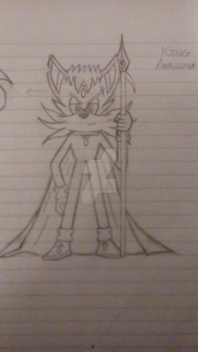 King Anaguma by TheAvatarPrince