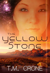 Book Cover - Yellow Stone by RazzleDazzleDesign